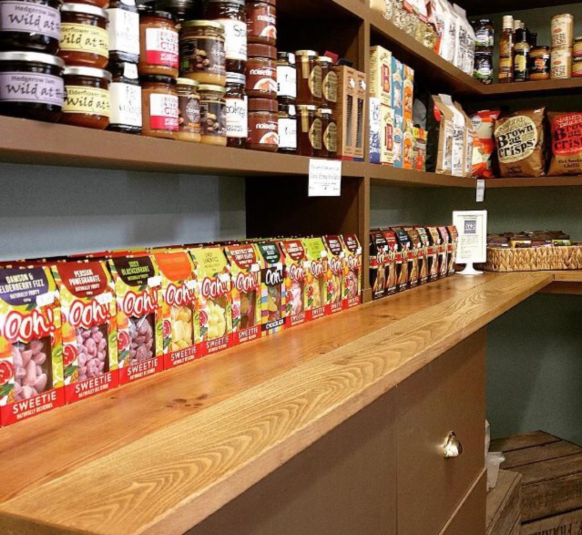 Images from Cholderton Farm Shop & Café