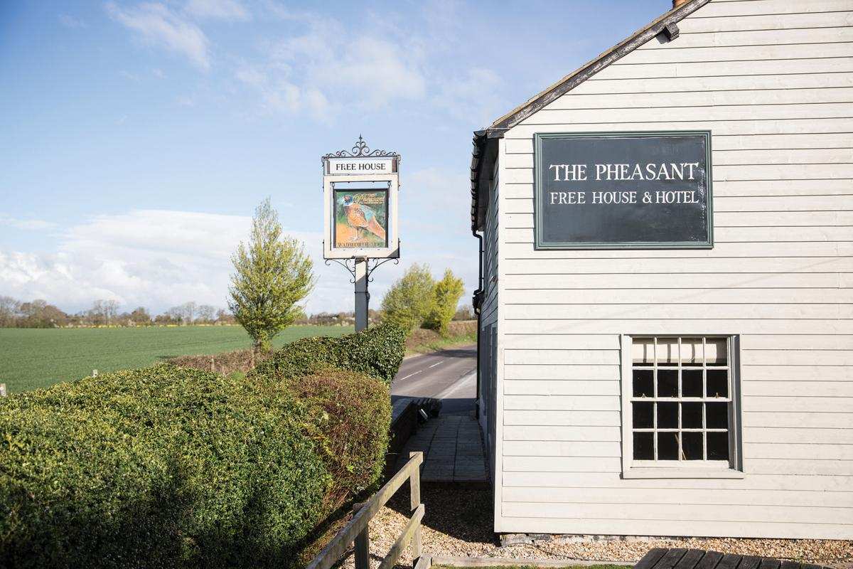 Images from The Pheasant