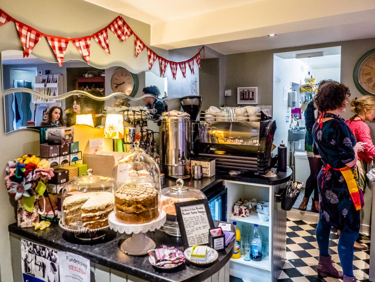 Images from Another Tilly Tearoom