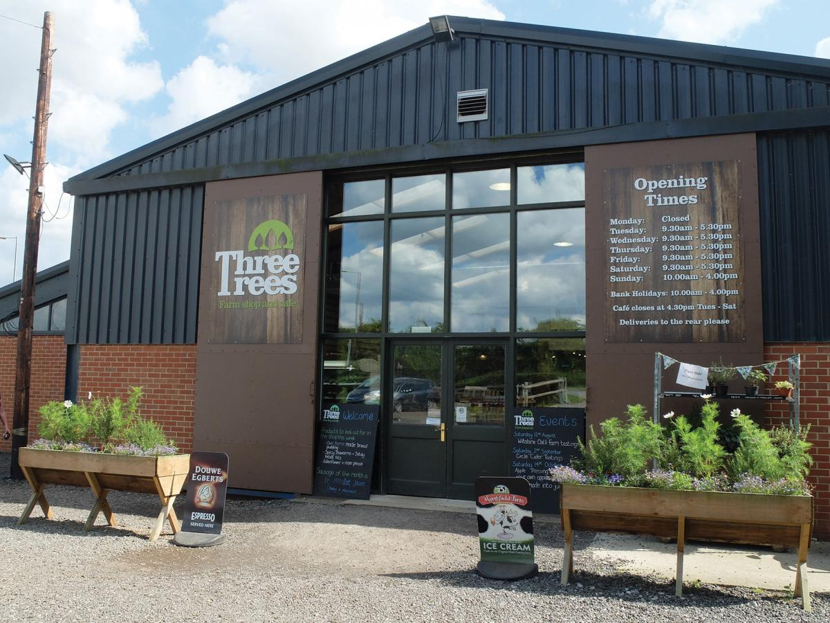 Images from Three Trees Farm Shop & Café