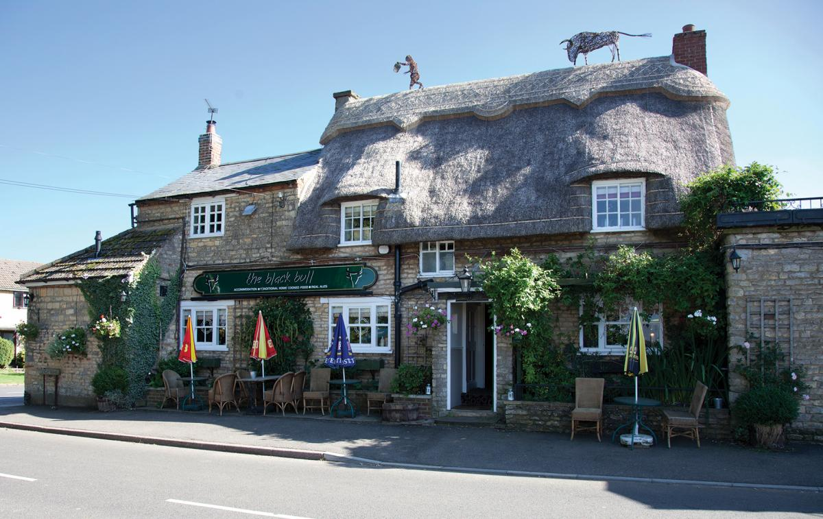Images from The Black Bull