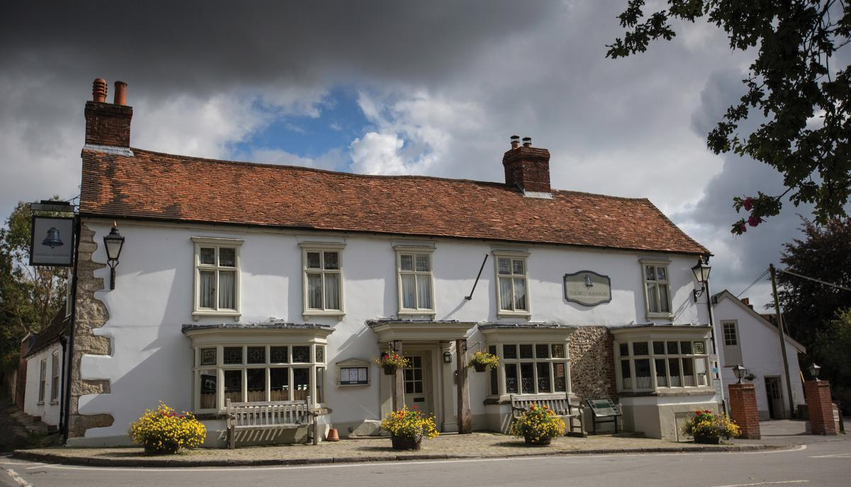 Images from The Bell at Ramsbury