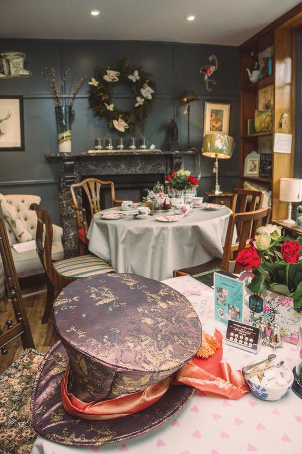 Image of Mad Hatters Tea Room