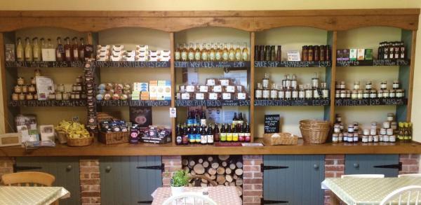Image of The Hay Barn Café