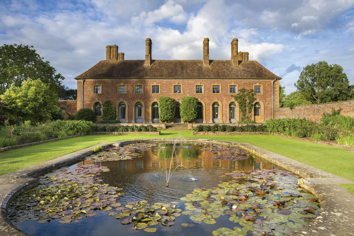 Images from Barrington Court (NT)