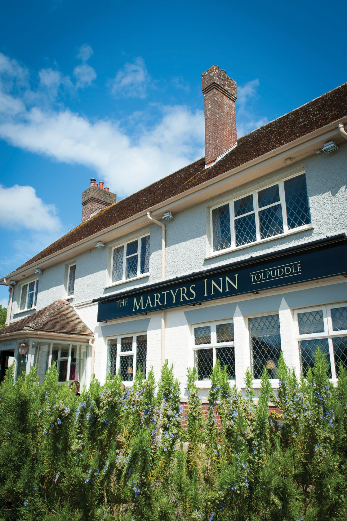 Images from Martyrs Inn