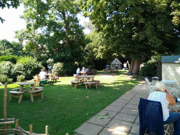 Image of Dorney Court Café & Garden Centre