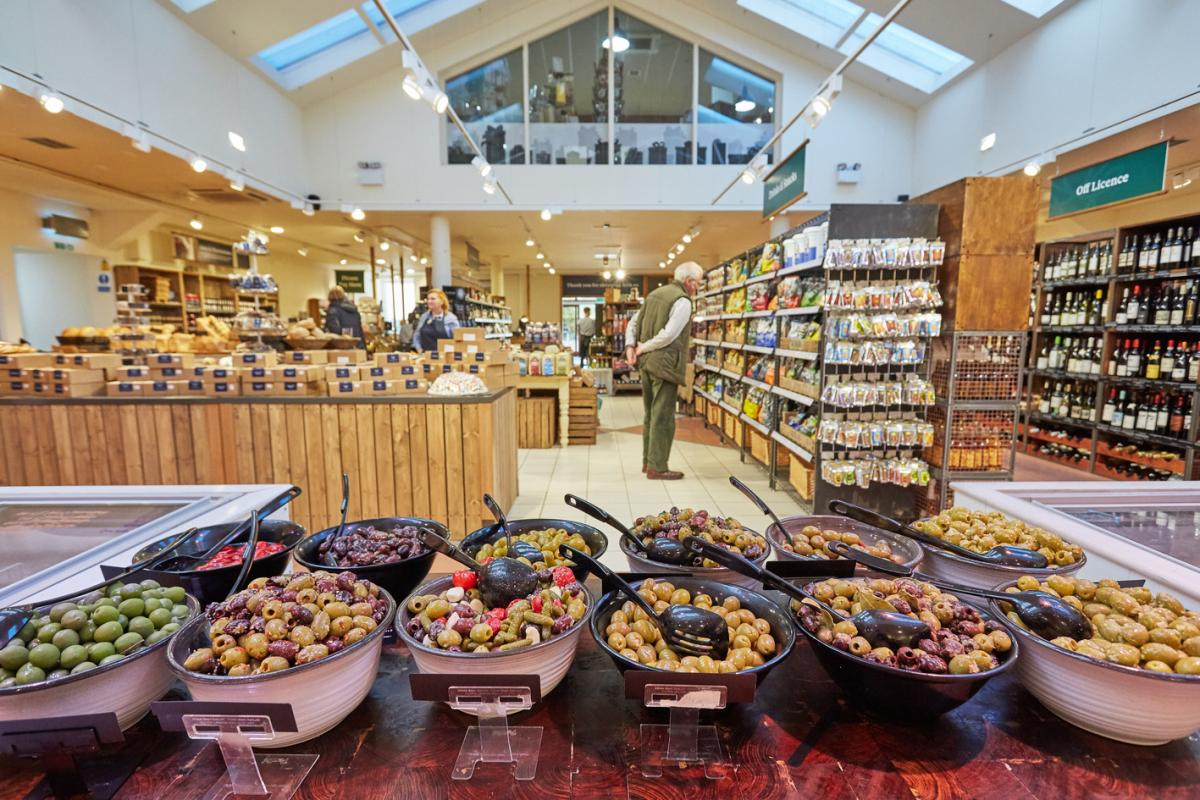 Images from Ludlow Farmshop and Kitchen Café