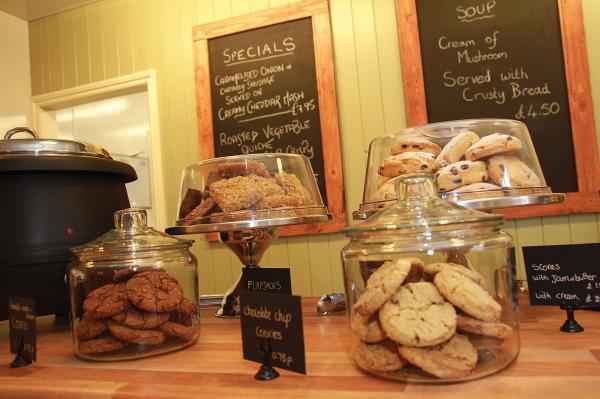Image of Hall Farm Shop & Café