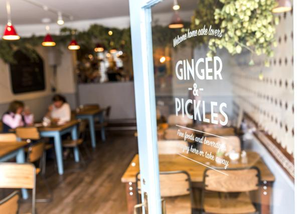 Image of Ginger and Pickles