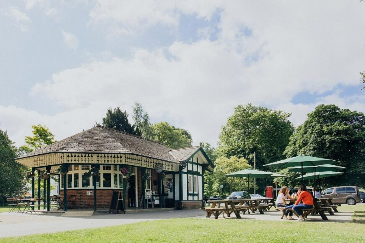 Images from Central Cross Café (In the Park)