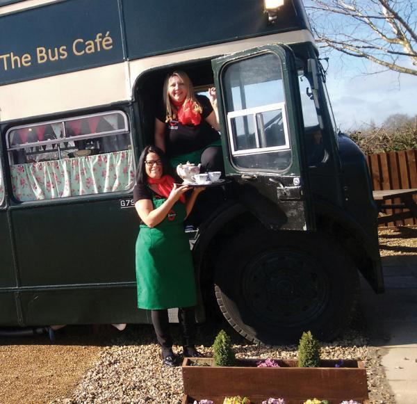 Image of Blakeys - The Bus Café