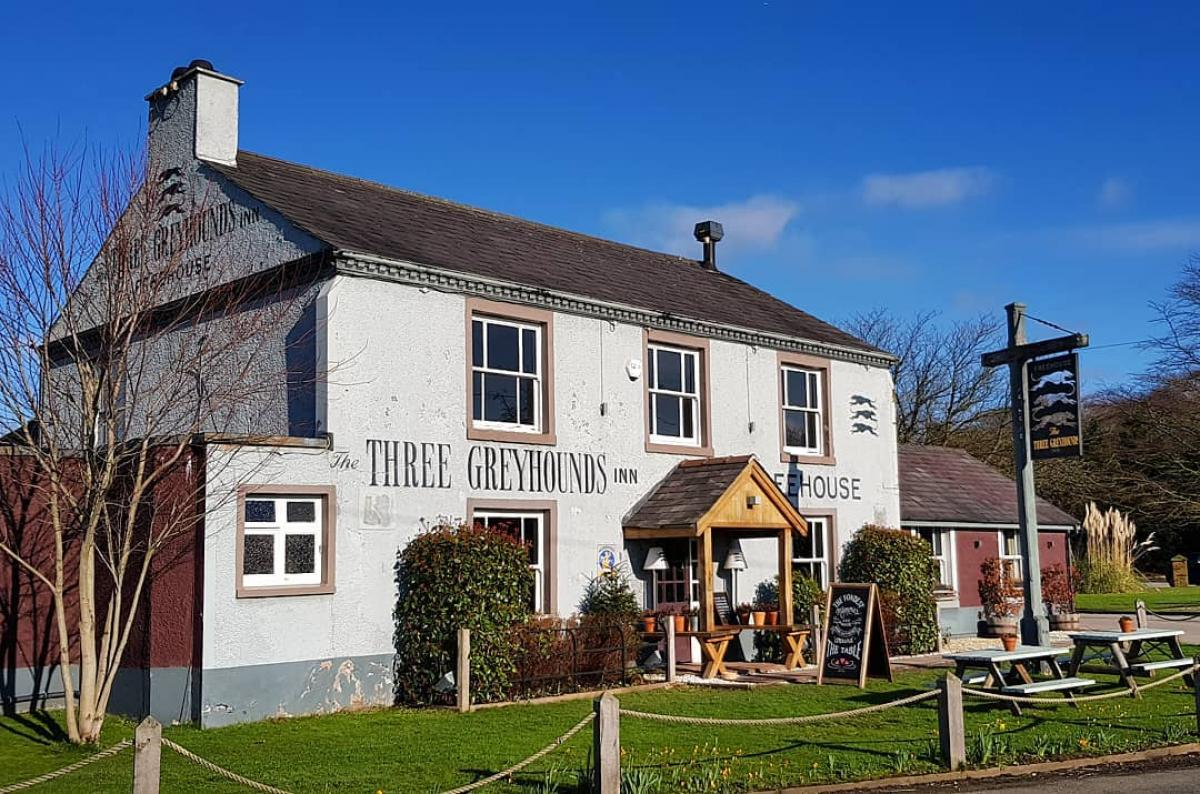 Images from The Three Greyhounds Inn