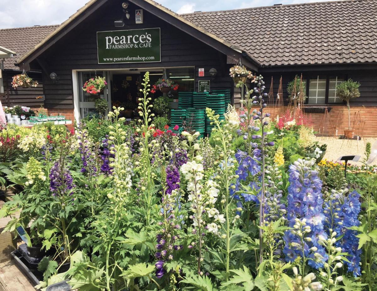 Images from Pearce's Farm Shop & Café