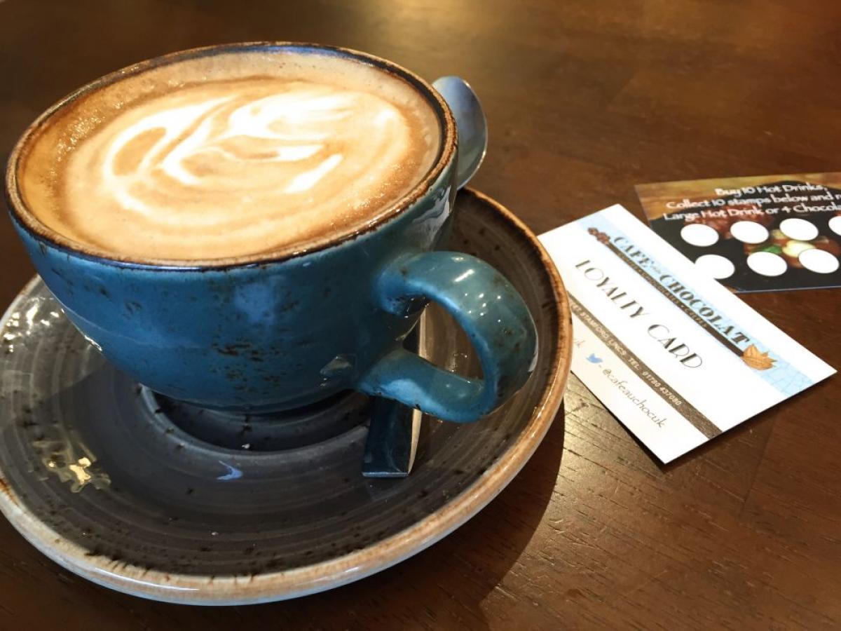 Images from Café au Chocolat