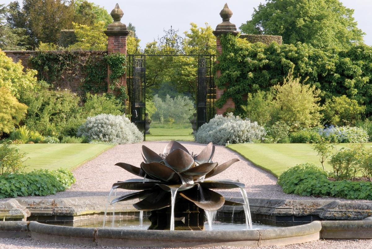 Images from Arley Hall