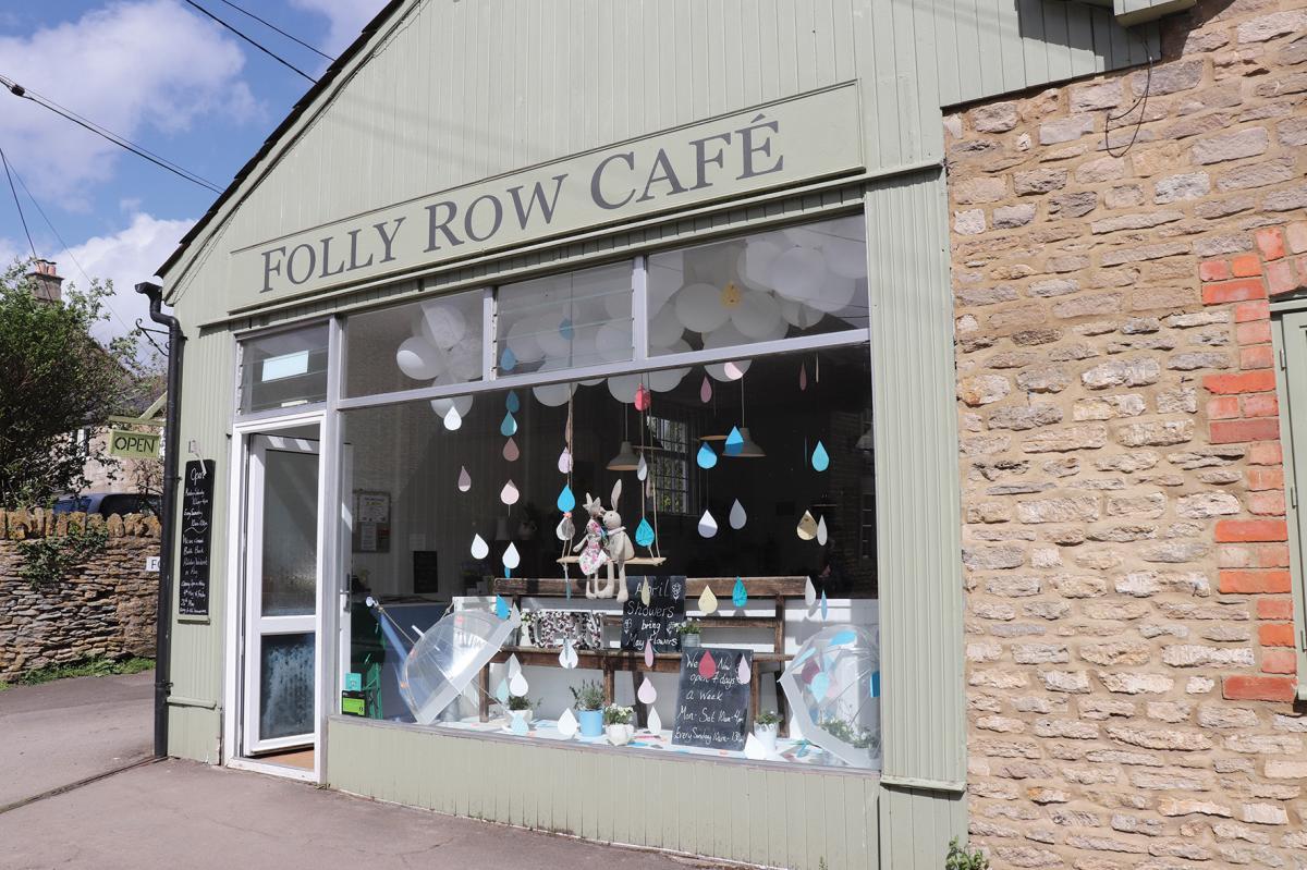 Images from Folly Row Café