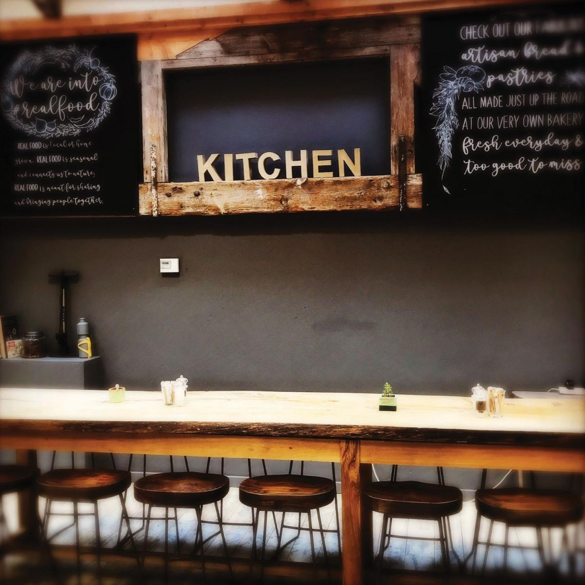 Images from Kitchen at The Wharf