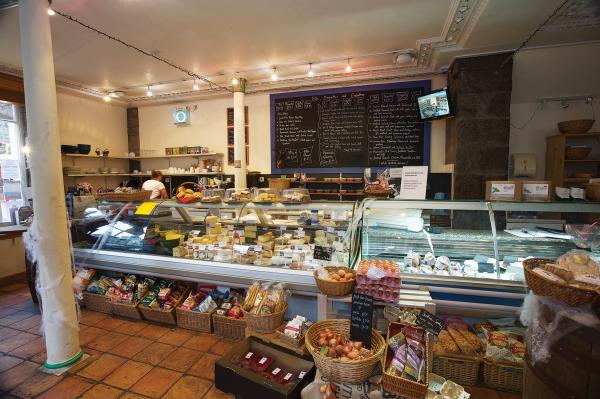 Image of Scottish Deli