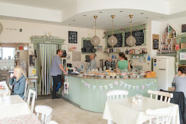 Image of JTO Vintage & The Old Bank Tea Rooms
