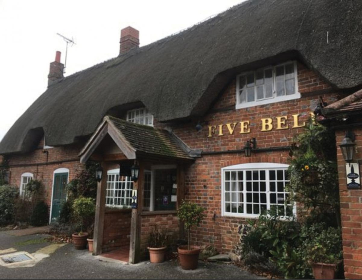 Images from The Five Bells