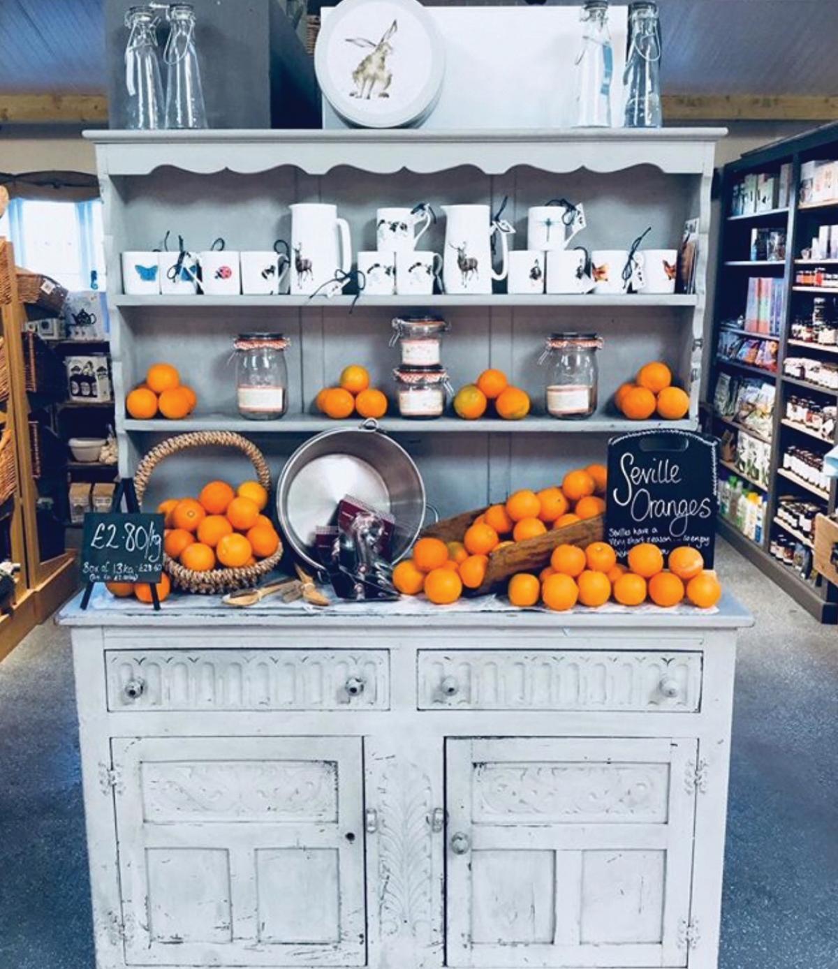 Images from Saddleback Farm Shop