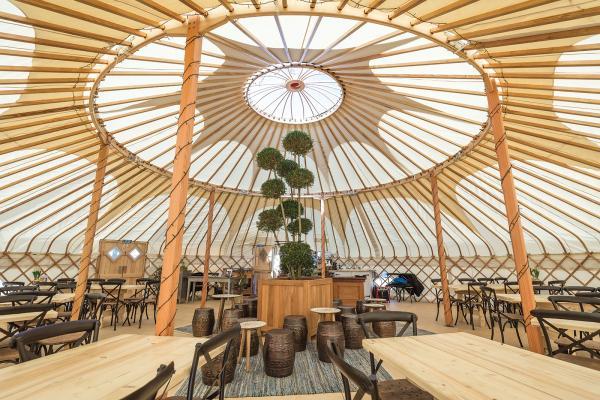 Image of The Yurt at Nicholsons
