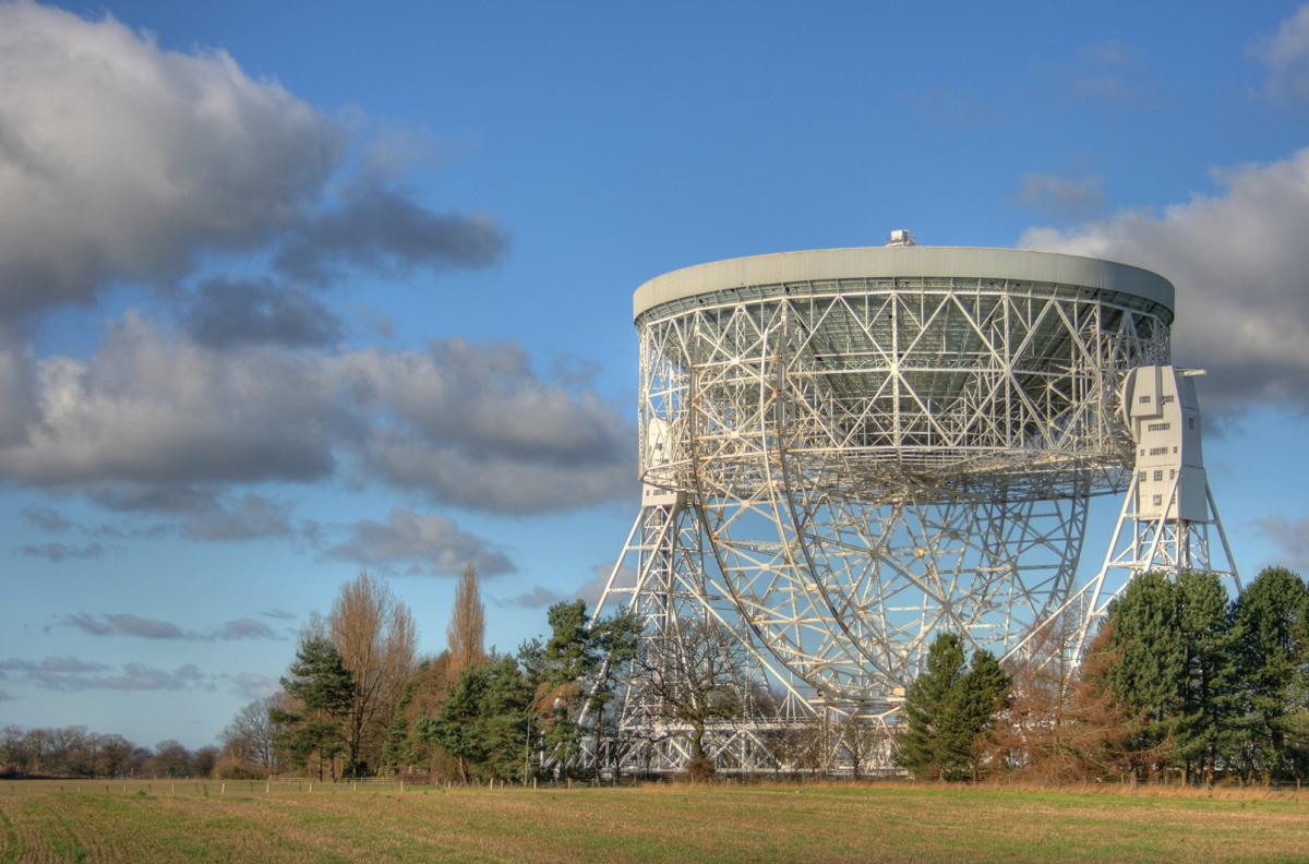 Images from Jodrell Bank Discovery Centre