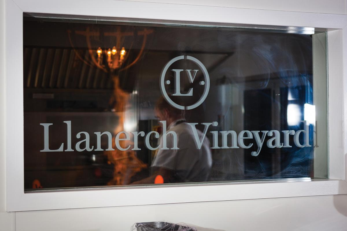 Images from Llanerch Vineyard