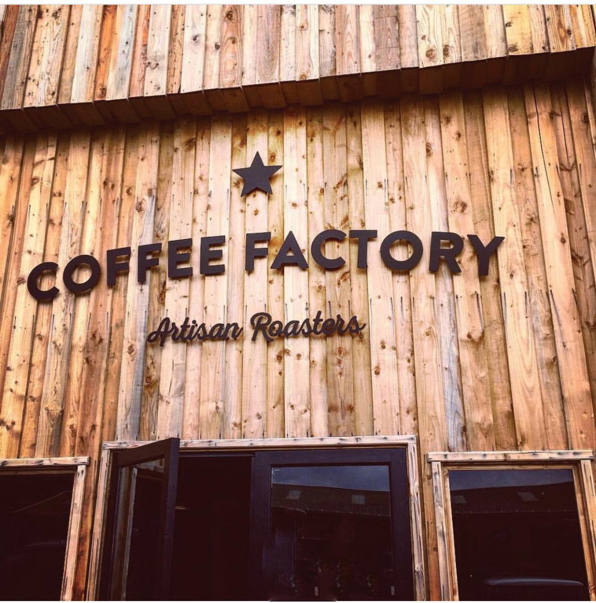 Images from The Coffee Factory