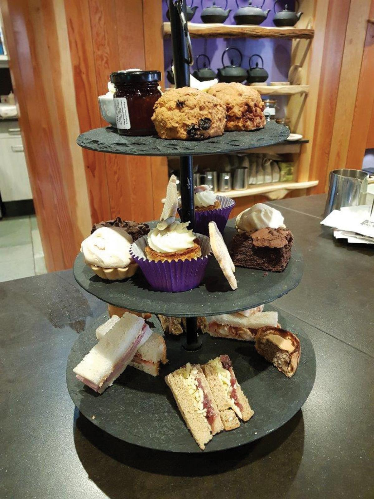 Images from The Maltings Coffee Shop