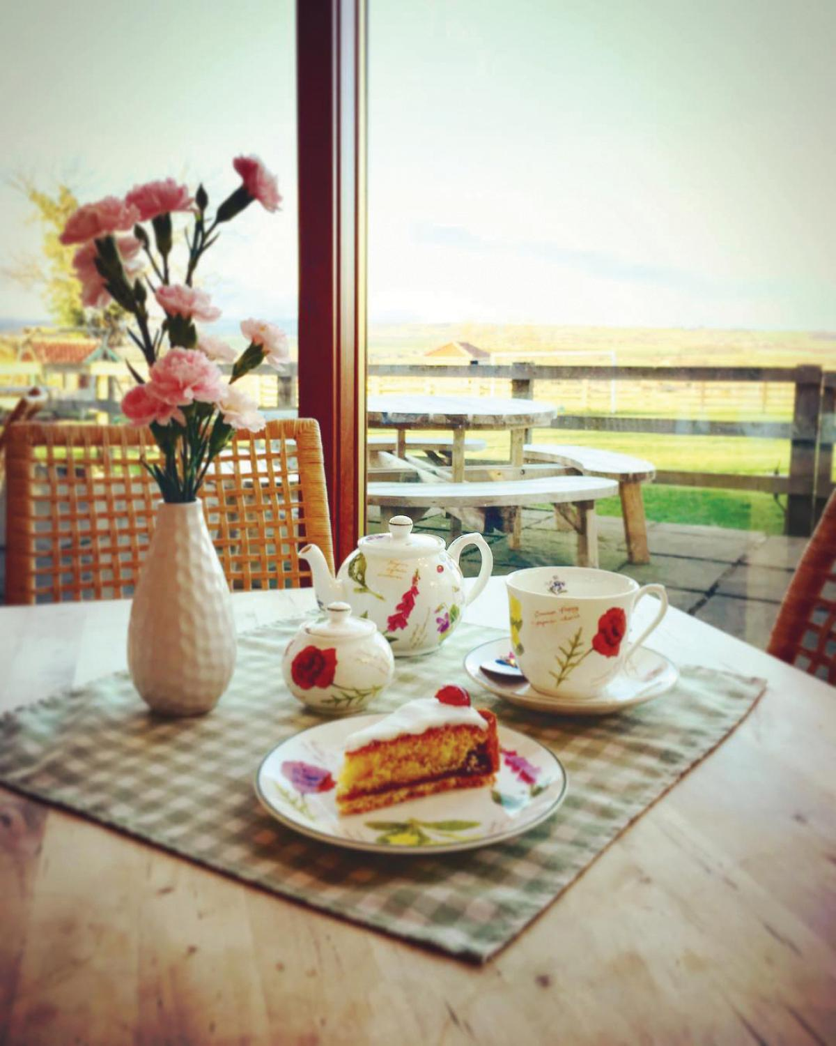 Images from High Parks Tearoom