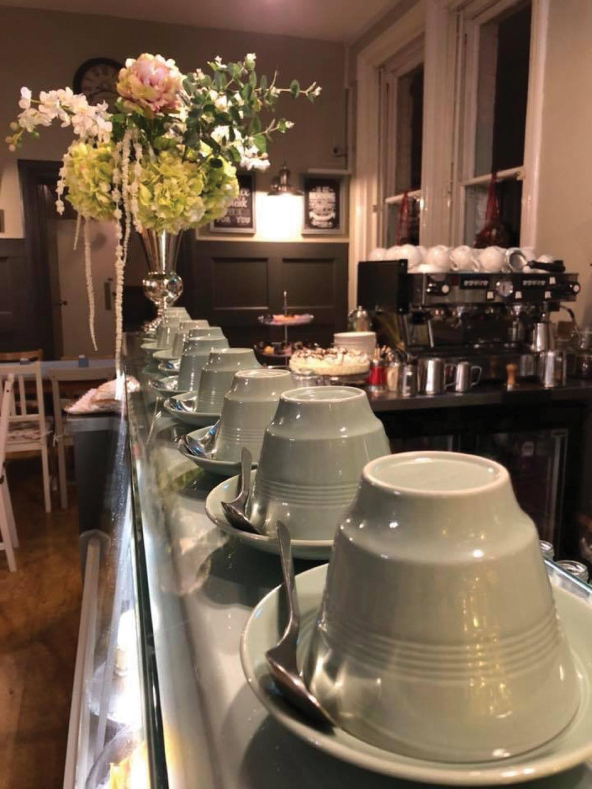 Images from The Gatehouse Café