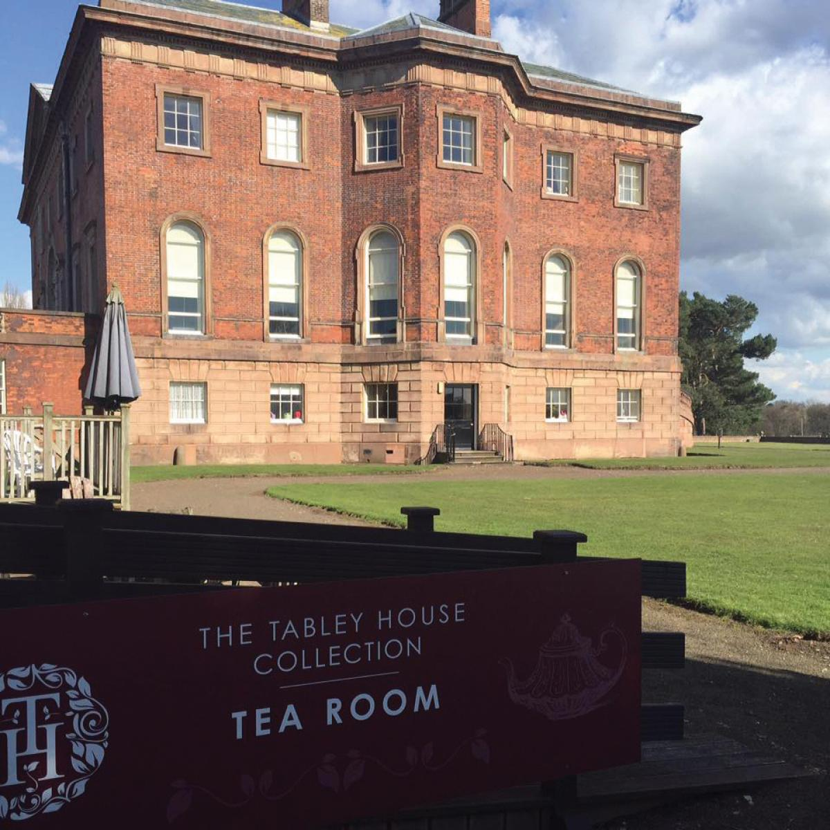Images from Tabley Tea Rooms