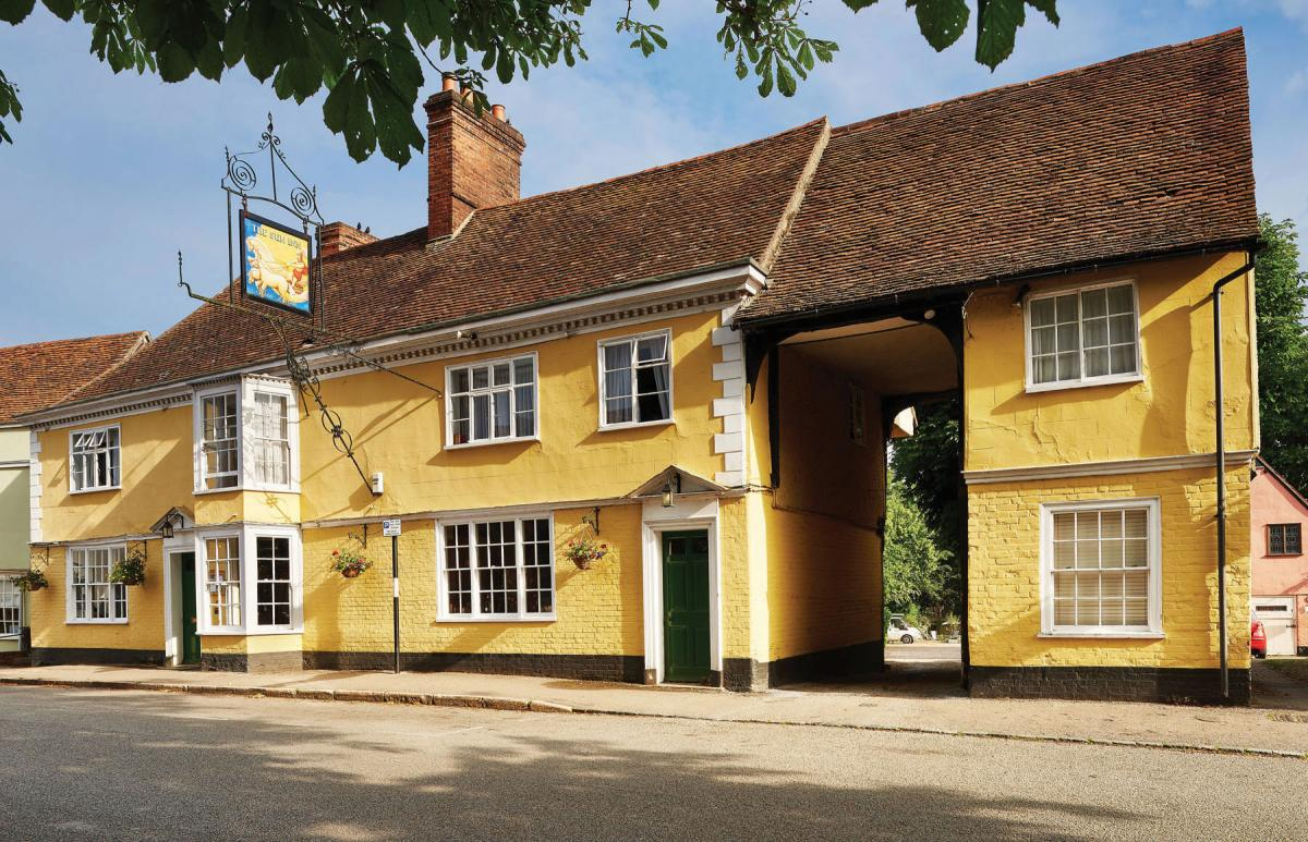 Images from The Sun Inn