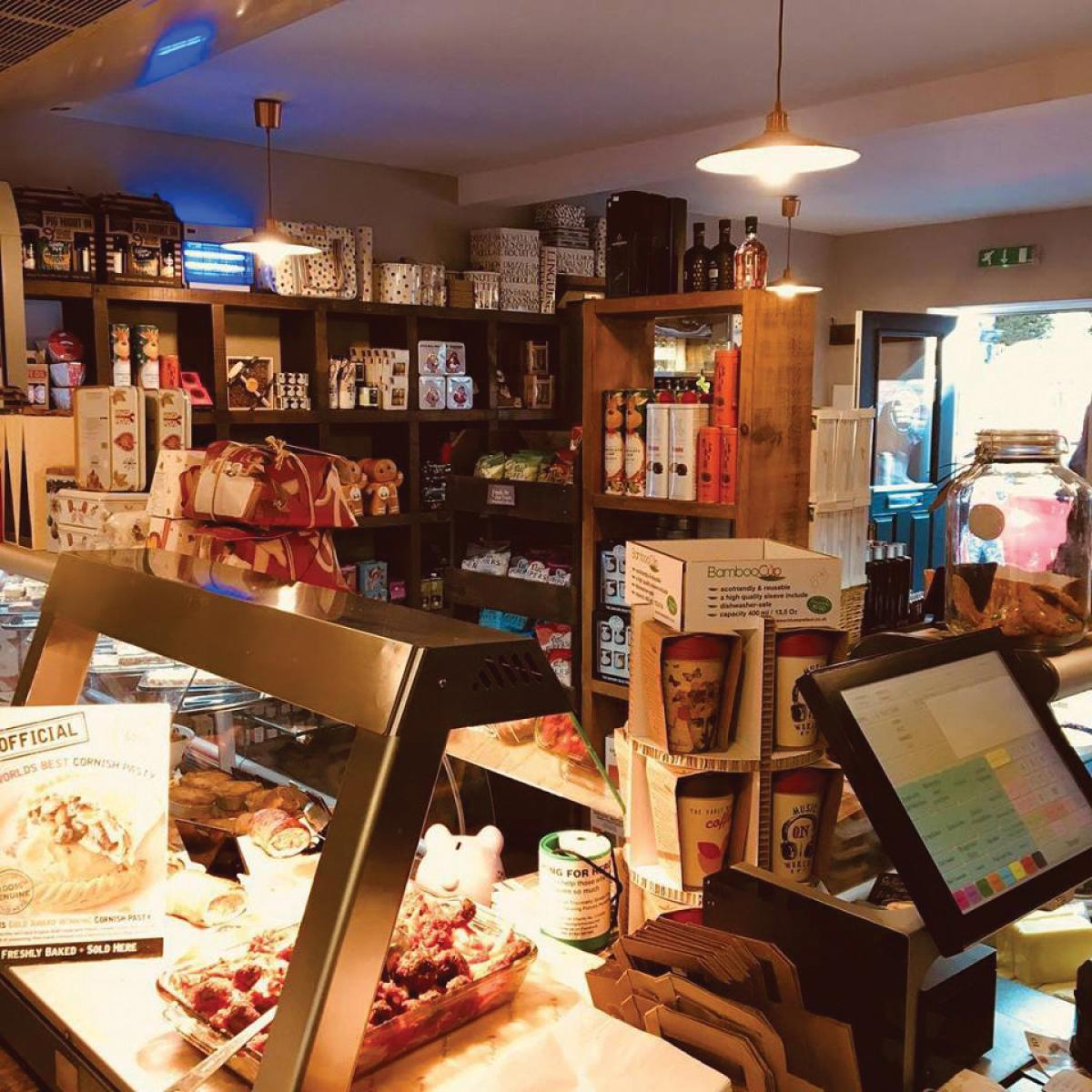 Images from No. 11 deli