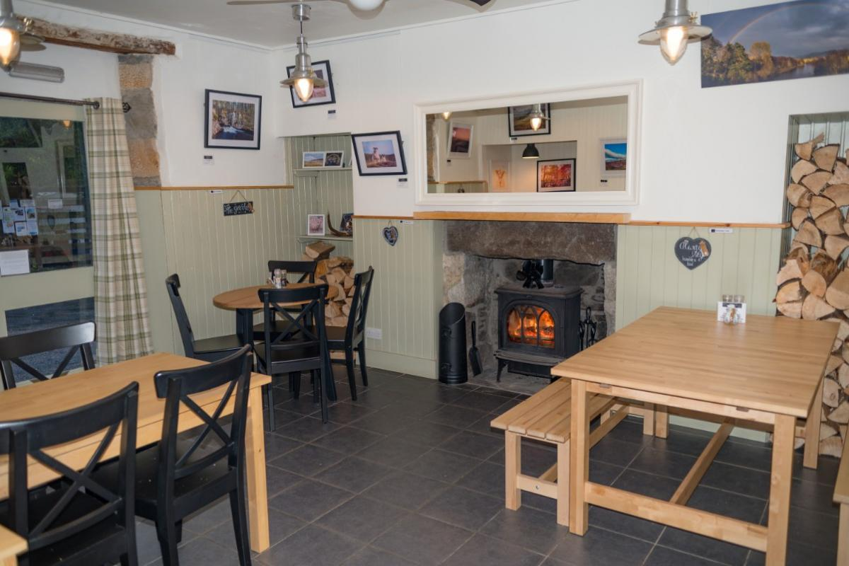 Images from Laggan Coffee Bothy and Gallery
