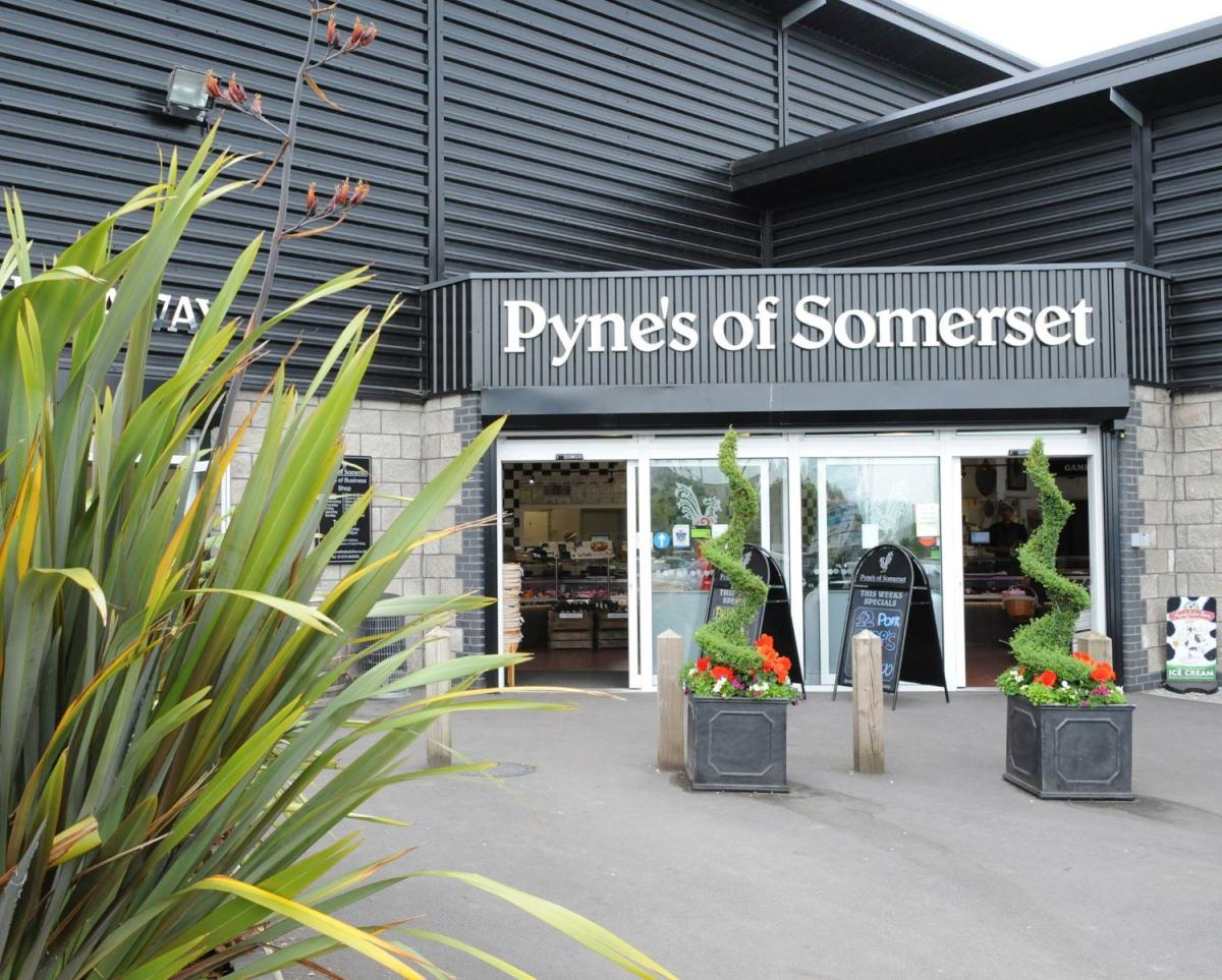 Images from Pyne's of Somerset
