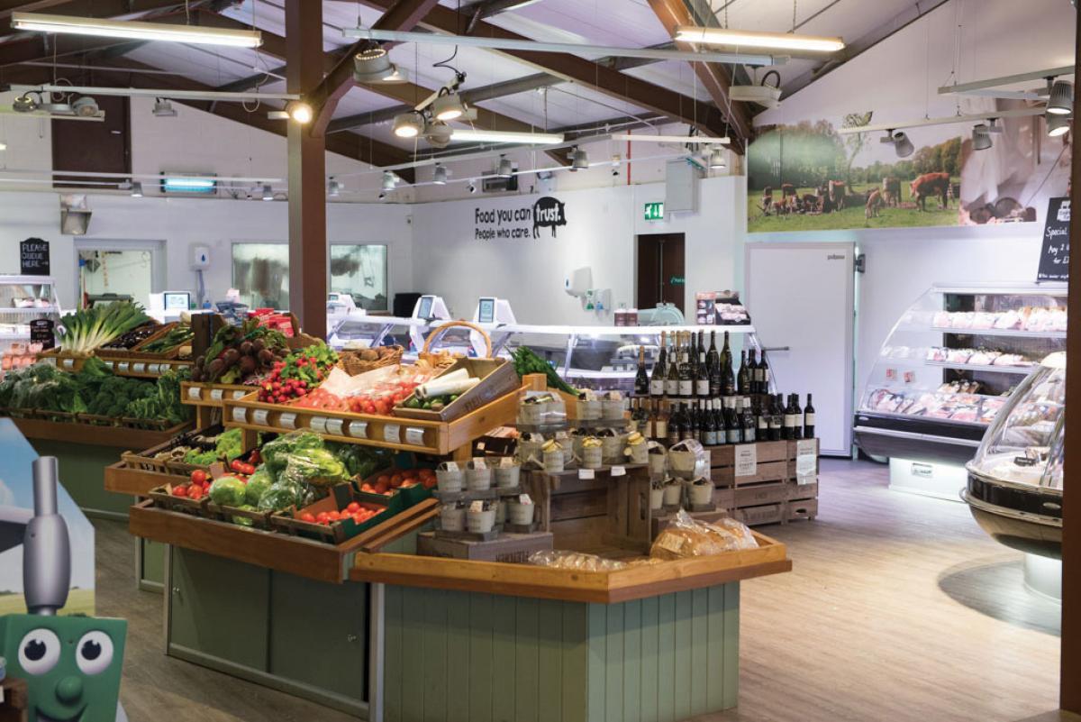 Images from Essington Farm