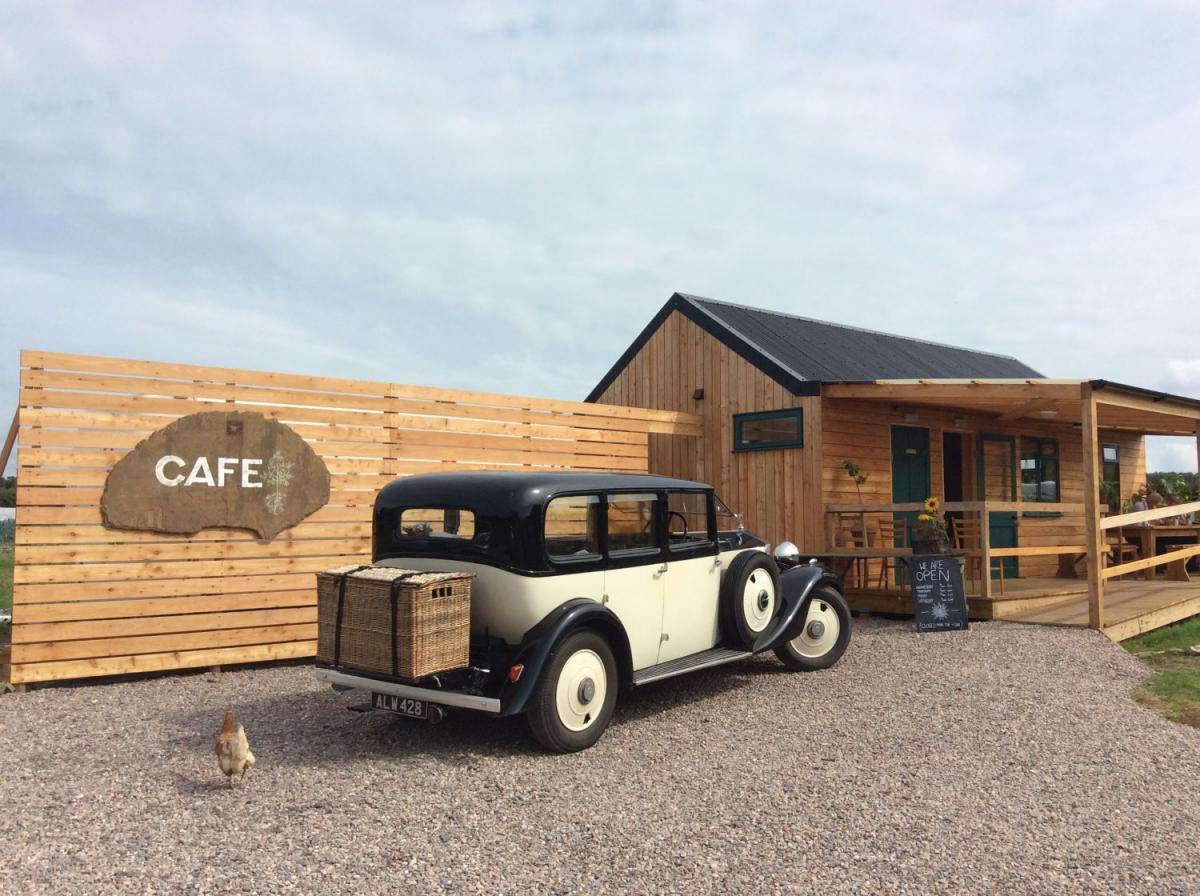 Images from Pitney Farm Café & Shop