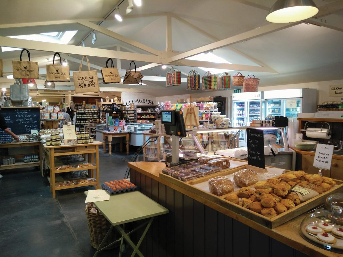 Images from Gloagburn Farm Shop & Coffee Shop