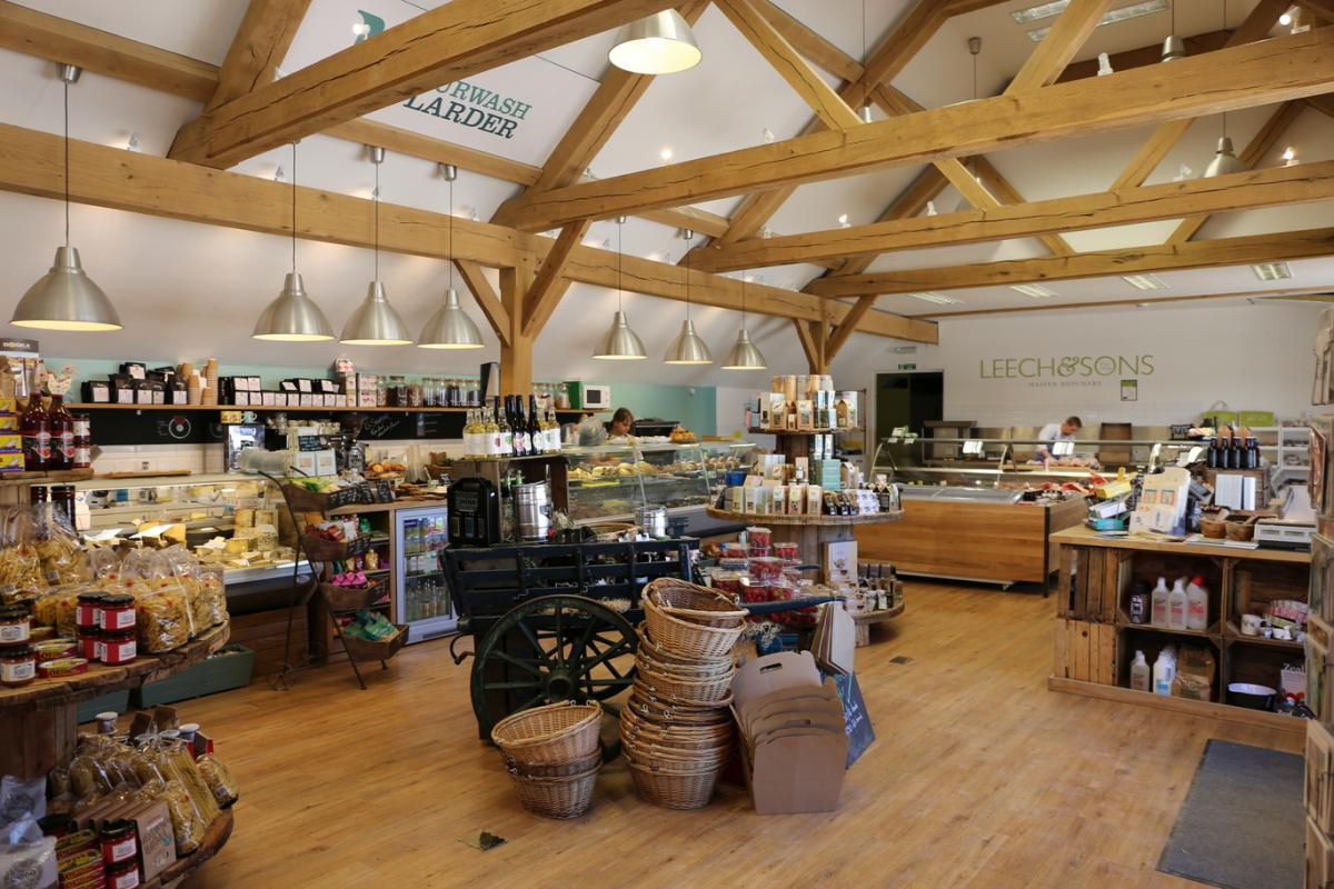 Images from Burwash Larder