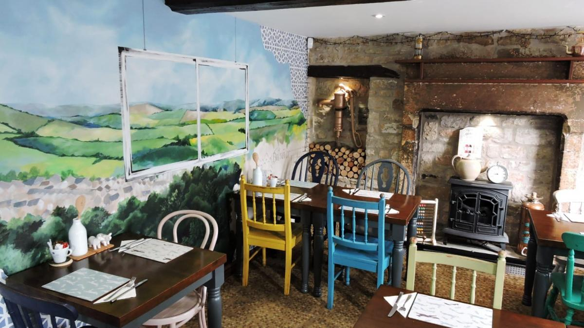 Images from The Pump Tea Rooms