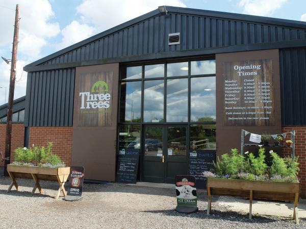 Image of Three Trees Farm Shop & Café
