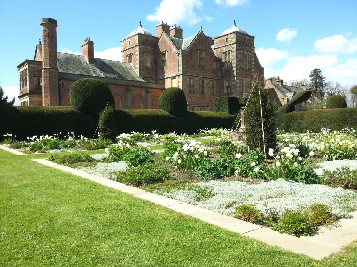 Images from Kiplin Hall & Gardens