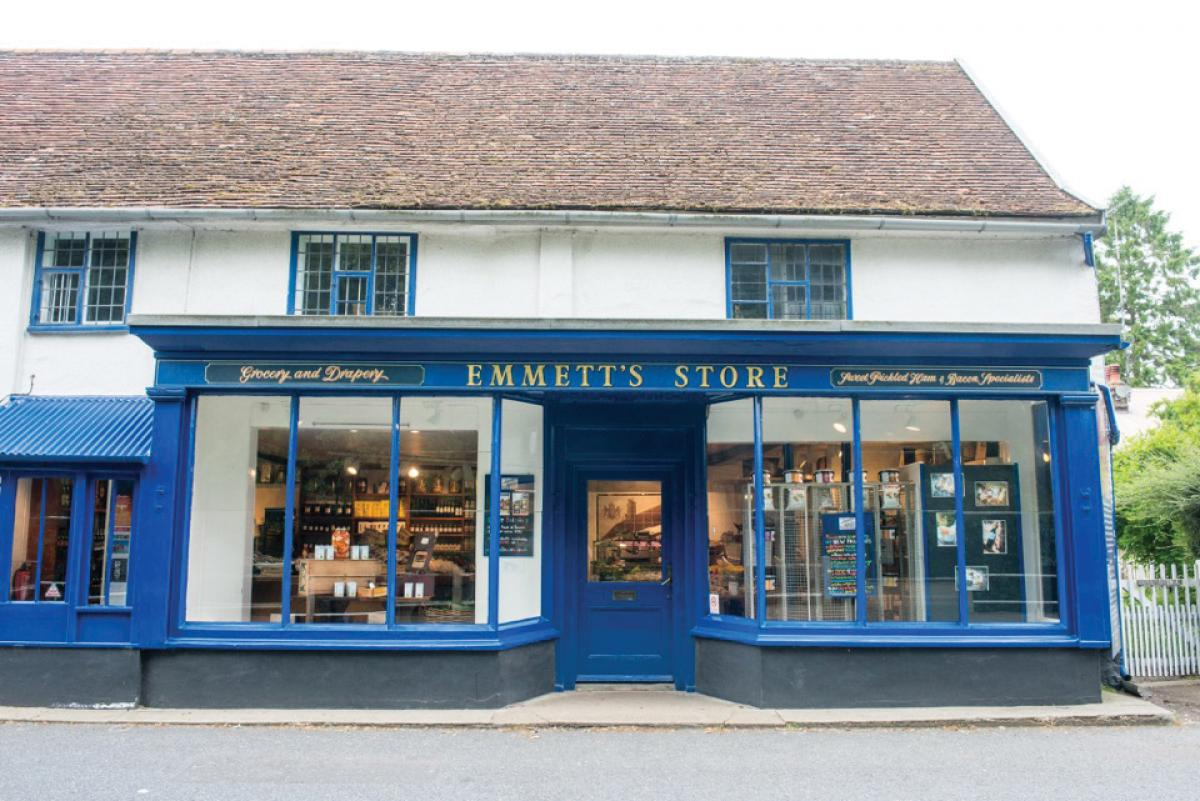 Images from Emmett's Store
