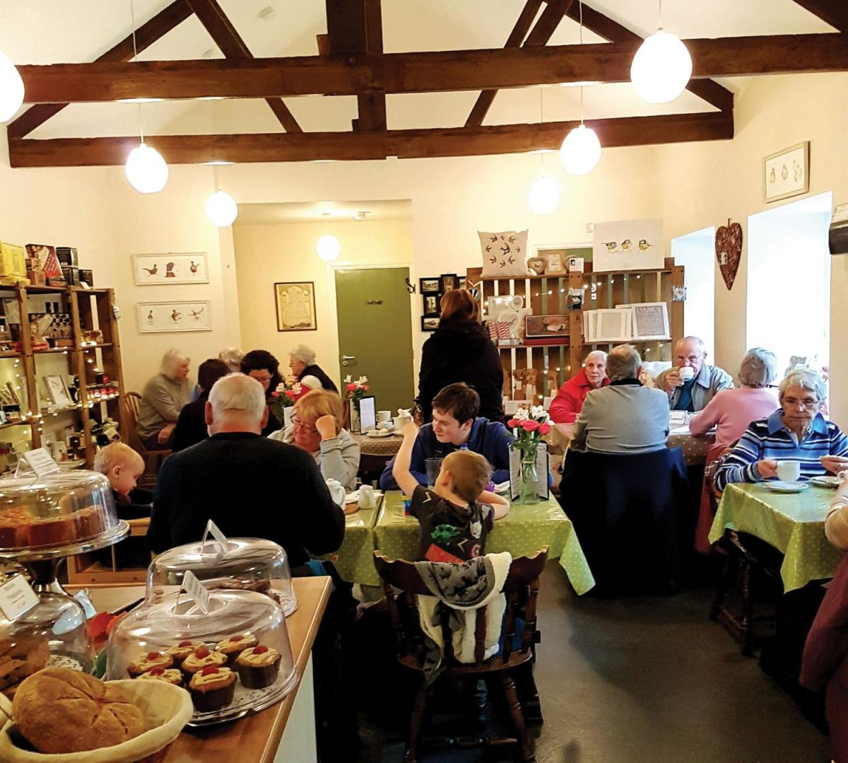 Images from The Old Stables Tea Room