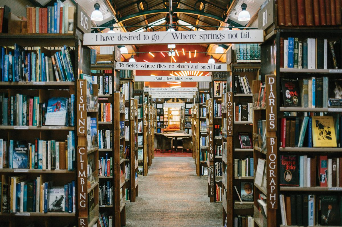 Images from Barter Books