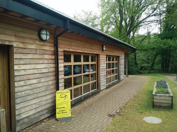 Image of Cedars Tearoom