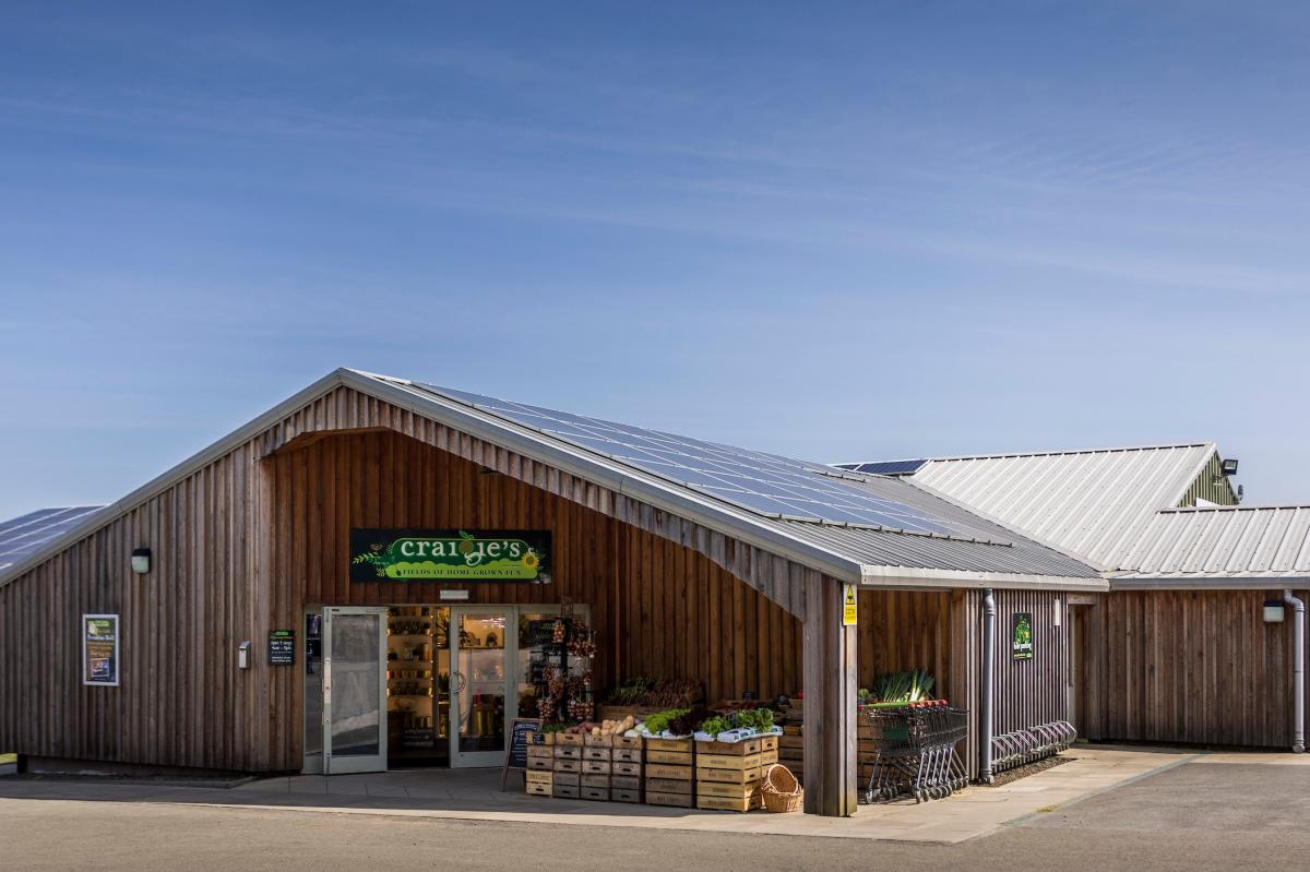 Images from Craigie's Farm Deli
